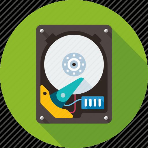 data, disk, drive, hard drive, hdd, storage icon