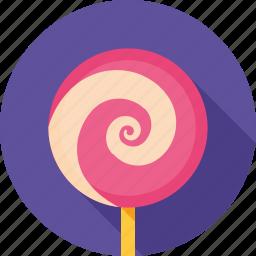 candy, dessert, lolipop, lollipop, lollypop, sweet, sweets icon