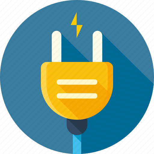 charge, cord, electric, electricity, energy, power, power cord icon