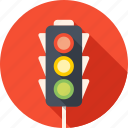 highway code, light, lights, signal, traffic, traffic light, waymark icon