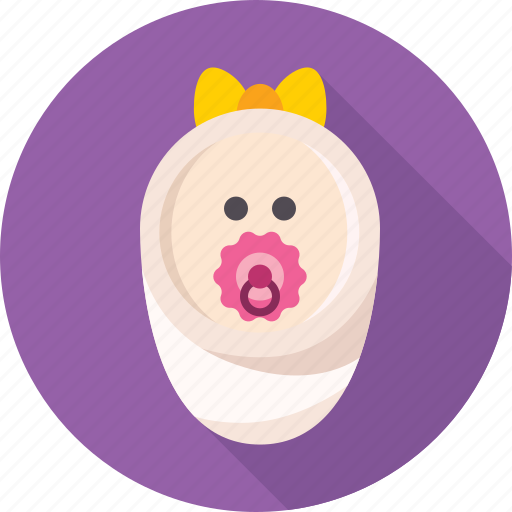baby, child, infant, kid, napkins, pampers icon