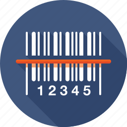 barcode, barcode scanner, code, logistics, marking, scan icon