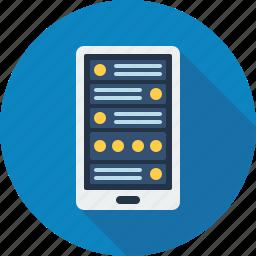 app, mobile, mobile app, phone, programming, soft icon