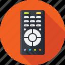 control panel, controller, remote, remote controller, television, tv icon