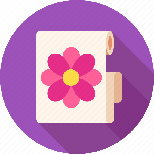 decoration, flower, picture, wall, wallpaper icon