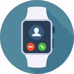 app, apple, call, iwatch, watch icon