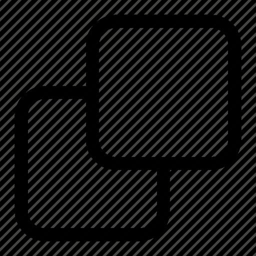 copy, cut, duplicate, file, move icon