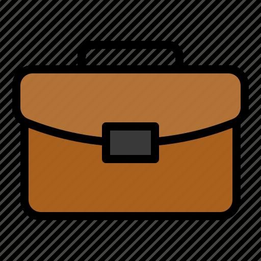 bag, baggage, briefcase, luguage, purse icon