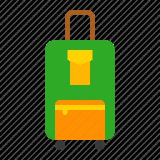 bag, baggage, luguage, travel, travel bag icon