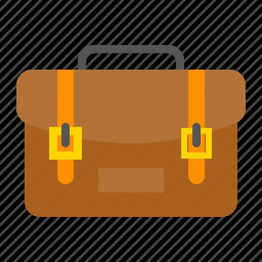 bag, baggage, briefcase, luguage, travel icon