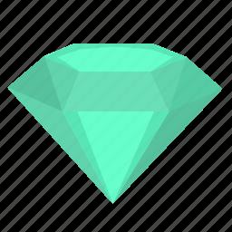 brilliant, diamond, jewelry, luxury, product, rich, stone icon