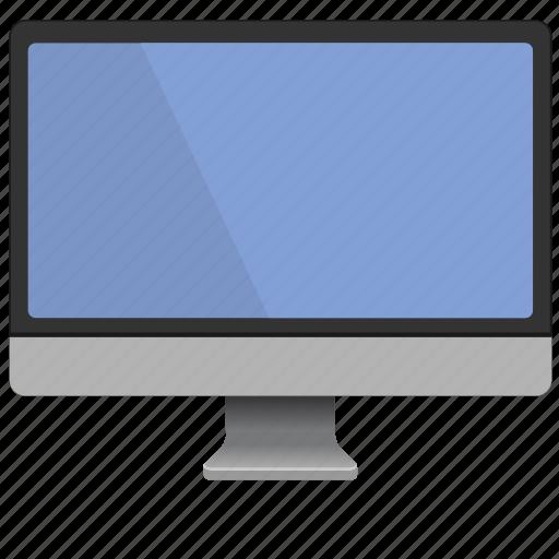 display, empty, mac, monitor, screen icon