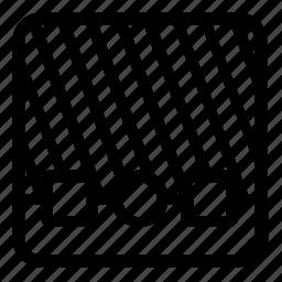 dashboard, desktop icon