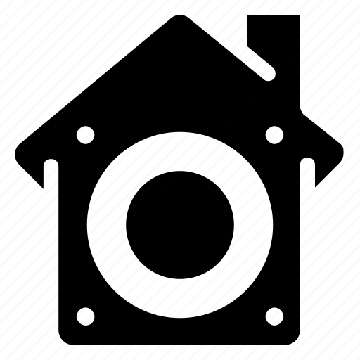 home, privacy, security, system icon