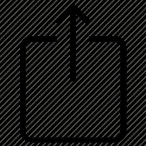 data, transfer, upload icon
