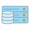data, database, datacenter, hosting, server, storage, technology