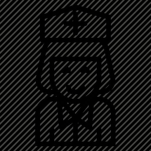 Medical, nurse, physician, healthcare icon - Download on Iconfinder