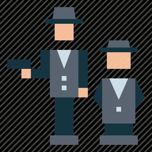 Bodyguard, gangster, guard, mafia icon - Download on Iconfinder