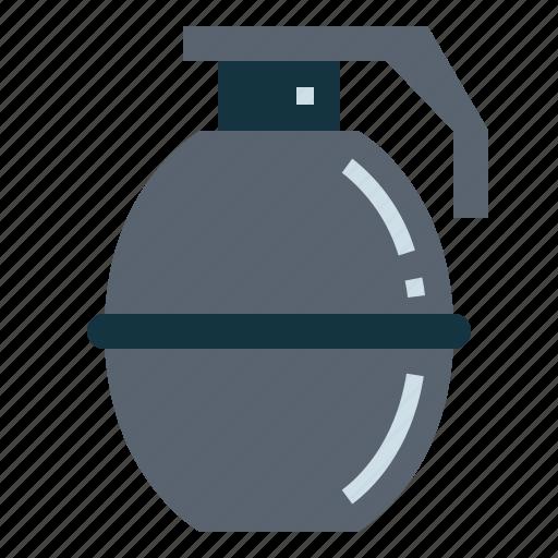 Blast, bomb, grenade, hand icon - Download on Iconfinder