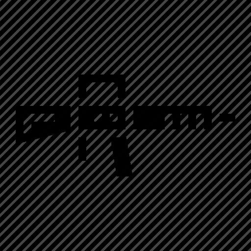 Gun, long, rifle, weapon icon - Download on Iconfinder