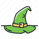 hat, magic, sorcery, witch icon