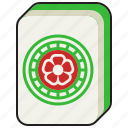 luck, gambling, mahjong, majiang