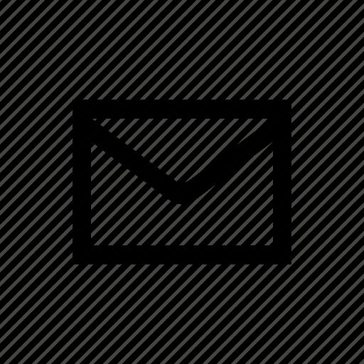 envelope, mail, organize, unread icon