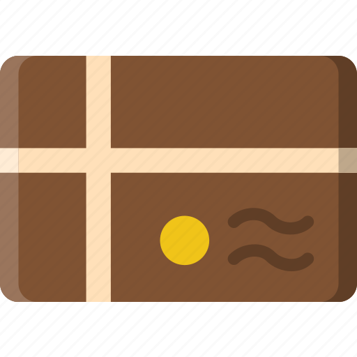 envelope, letter, mail, message, postcard icon