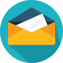 contact information, email, envelope, mail, message icon