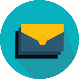 chat, email, inbox, interface, letter, message, note icon