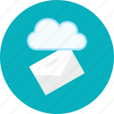 delivery, email, envelope, letter, mail, message icon