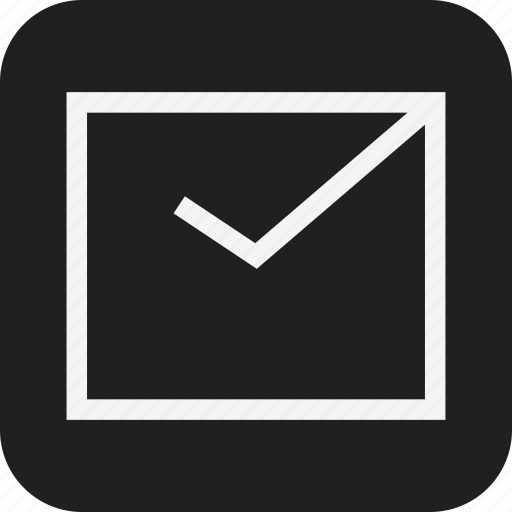 app, envelope, line, mail, web icon