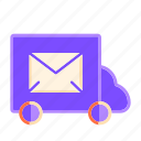 delivery, envelope, letter, mail delivery, post delivery, post service, shipping