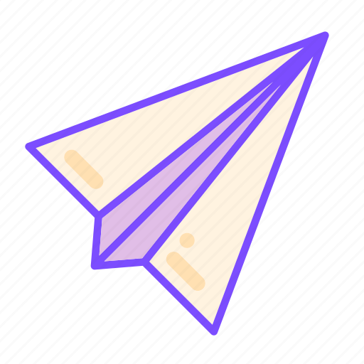 airplane, format, note, paper, paper plane, plane icon