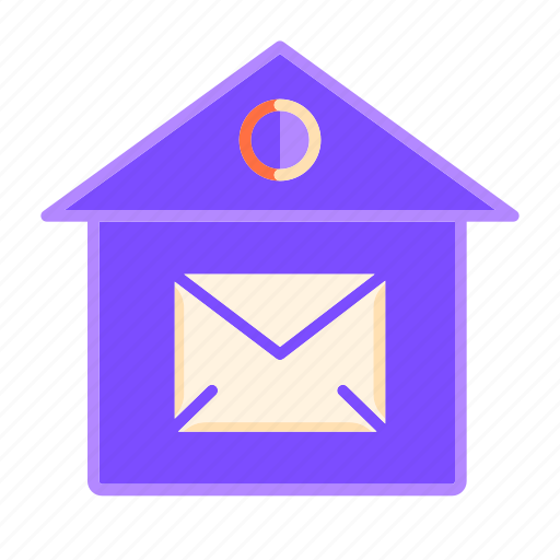 business, index, mail, office, post, post office, post service icon