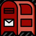 envelope, letter, mail, mailbox, message