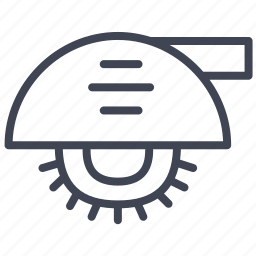 appliance, appliances, electric, electrical, maintenance, saw icon
