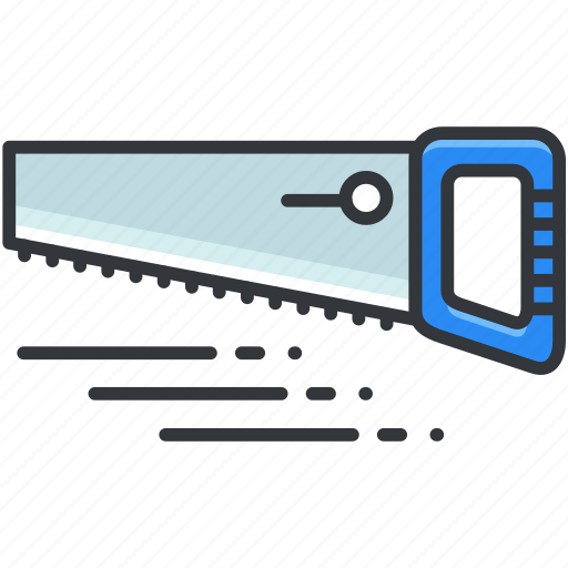 construction, equipment, maintenance, saw, tool, tools icon
