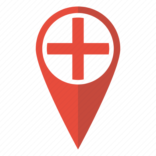 england, english, flag, location, map, pin, pointer icon
