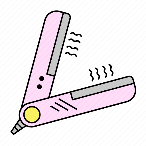 hair, hairstyle, salon, treatment icon