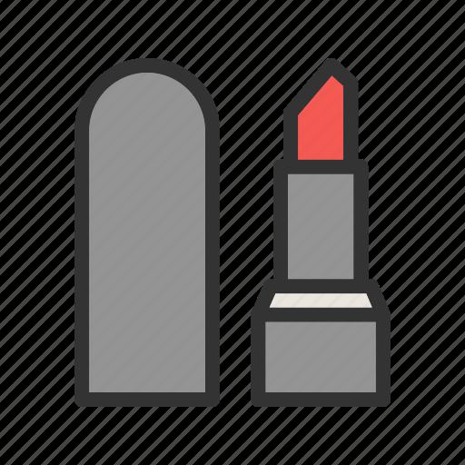 beautiful, beauty, cosmetic, cosmetics, lipstick, make, nail icon