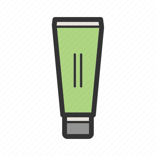 Cream, gel, health, pain, sunscreen, toothpaste, tube icon - Download on Iconfinder