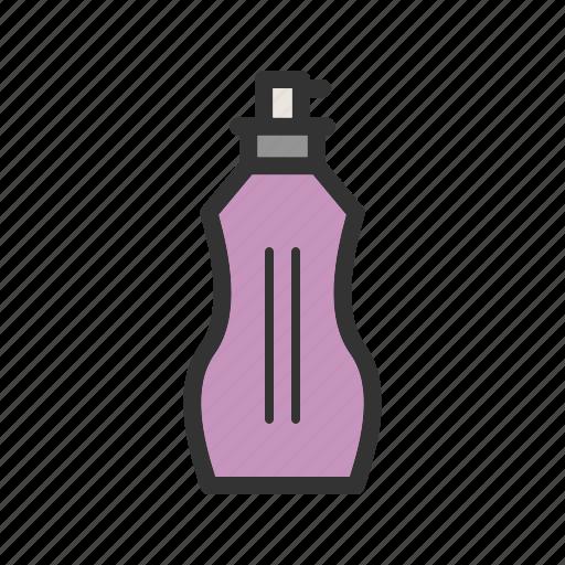bottle, fashion, glass, liquid, perfume, perfumes, spray icon