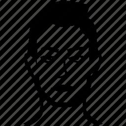 avatar, face, feel, head, look, male, skin icon