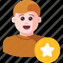 avatar, award, bookmark, favorite, profile, star, user