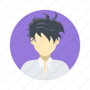 avatar, boy, celebrity, character, famous, fashion, handsome, male, man, person, portrait, star, team member, testimonial, user, vip, young icon