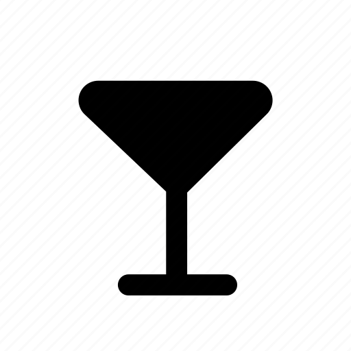 alchoho, cocktail, drink, nightlife, restaurant, wayfinding icon
