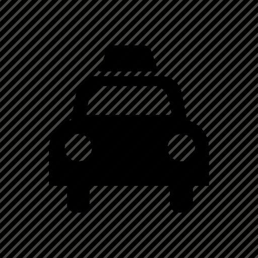 cab, drop off, parking, taxi, wayfinding icon