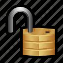 vulnerability, exploit, unlock, lock, open