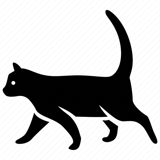 cat, domestic, feline, feral, house, pet, wild icon